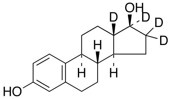 18-Nor-17β-estradiol-d<sub>4</sub>