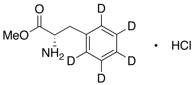 L-Phenylalanine-d<sub>5</sub> Methyl Ester HCl