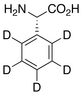 L-(+)-2-Phenylglycine-d<sub>5</sub>