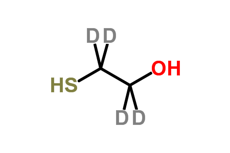 2-Mercaptoethanol-1,1,2,2-d<sub>4</sub>