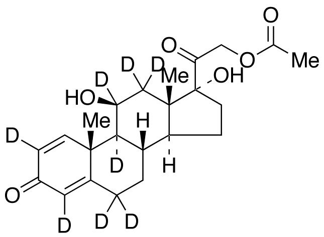 Prednisolone-d<sub>8</sub> Acetate