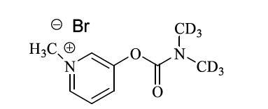 Pyridostigmine-d<sub>6</sub> Bromide