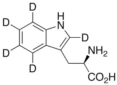 D-Tryptophan-2',4',5',6',7'-d<sub>5</sub>
