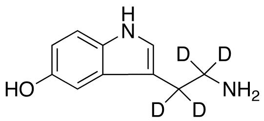 Serotonin-d<sub>4</sub>