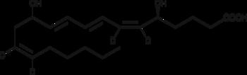 12-epi Leukotriene B4-d<sub>4</sub>