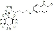 Cilostazol-d<sub>11</sub>