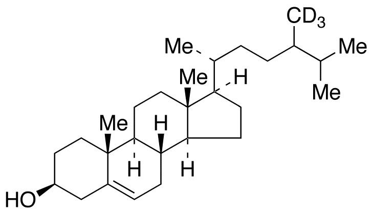 Campesterol (24-methyl-d<sub>3</sub>)