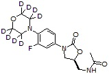 Linezolid-d8 HCl