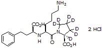 Lisinopril-d7 dHCl