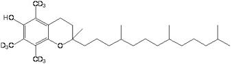 Vitamin E 5,7,8-d<sub>9</sub>