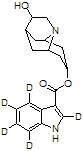 3-Hydroxy Dolasetron-d<sub>5</sub>
