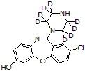 7-Hydroxyamoxapine-d<sub>8</sub>