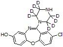 8-Hydroxyamoxapine-d<sub>8</sub>