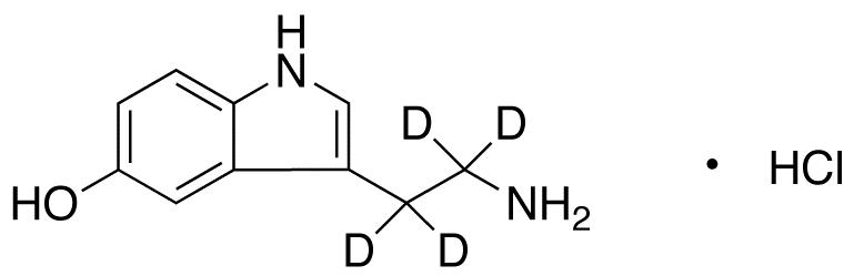 Serotonin-d4 hydrochloride
