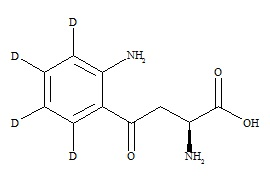 L-Kynurenine-d<sub>4</sub>
