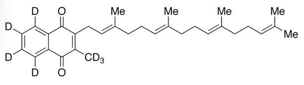 Menaquinone 4-d<sub>7</sub>