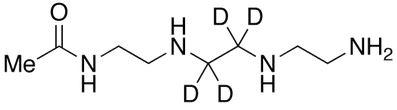 N1-Acetyl triethylenetetramine-d<sub>4</sub>