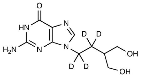 Penciclovir-d<sub>4</sub>