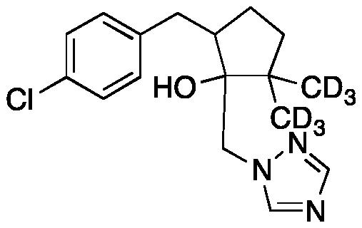 Metconazole-d<sub>6</sub>