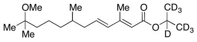 Methoprene-d<sub>7</sub>
