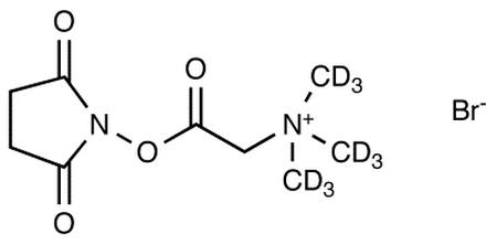 N,N,N-Trimethylglycine-N-Hydroxysuccinimide Ester, Bromide-d<sub>9</sub>