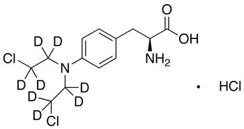 Melphalan-d<sub>8</sub> HCl