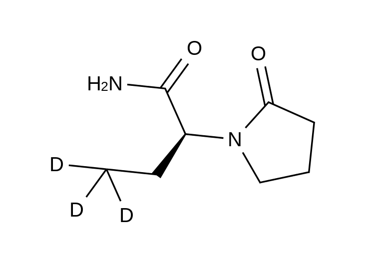 Levetiracetam-d<sub>3</sub>