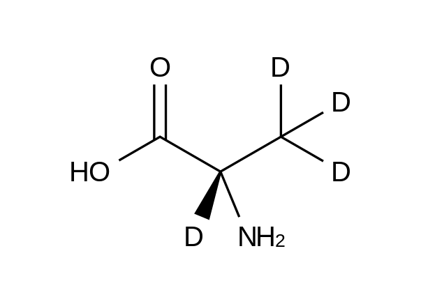 L-Alanine-d<sub>4</sub>