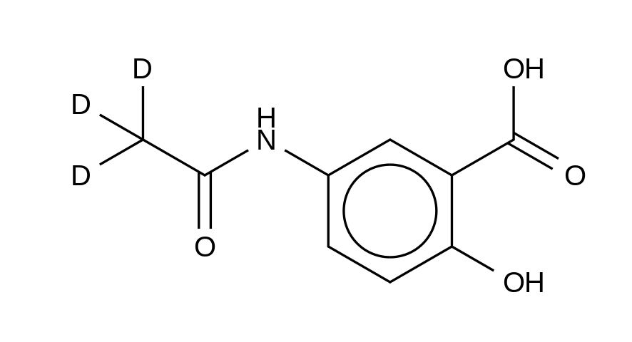 N-Acetyl Mesalazine-d<sub>3</sub>