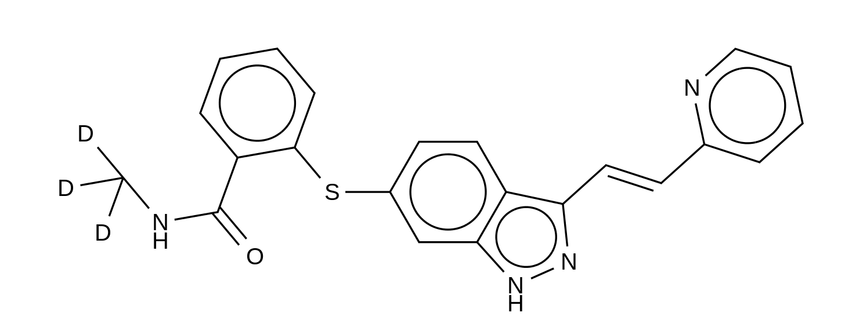 Axitinib-d<sub>3</sub>