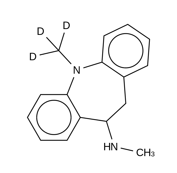 Metapramine-d<sub>3</sub>