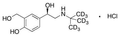 (R)-Albuterol-d<sub>9</sub> hydrochloride