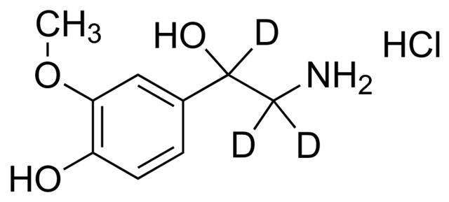 DL-Normetanephrine-d<sub>3</sub> hydrochloride