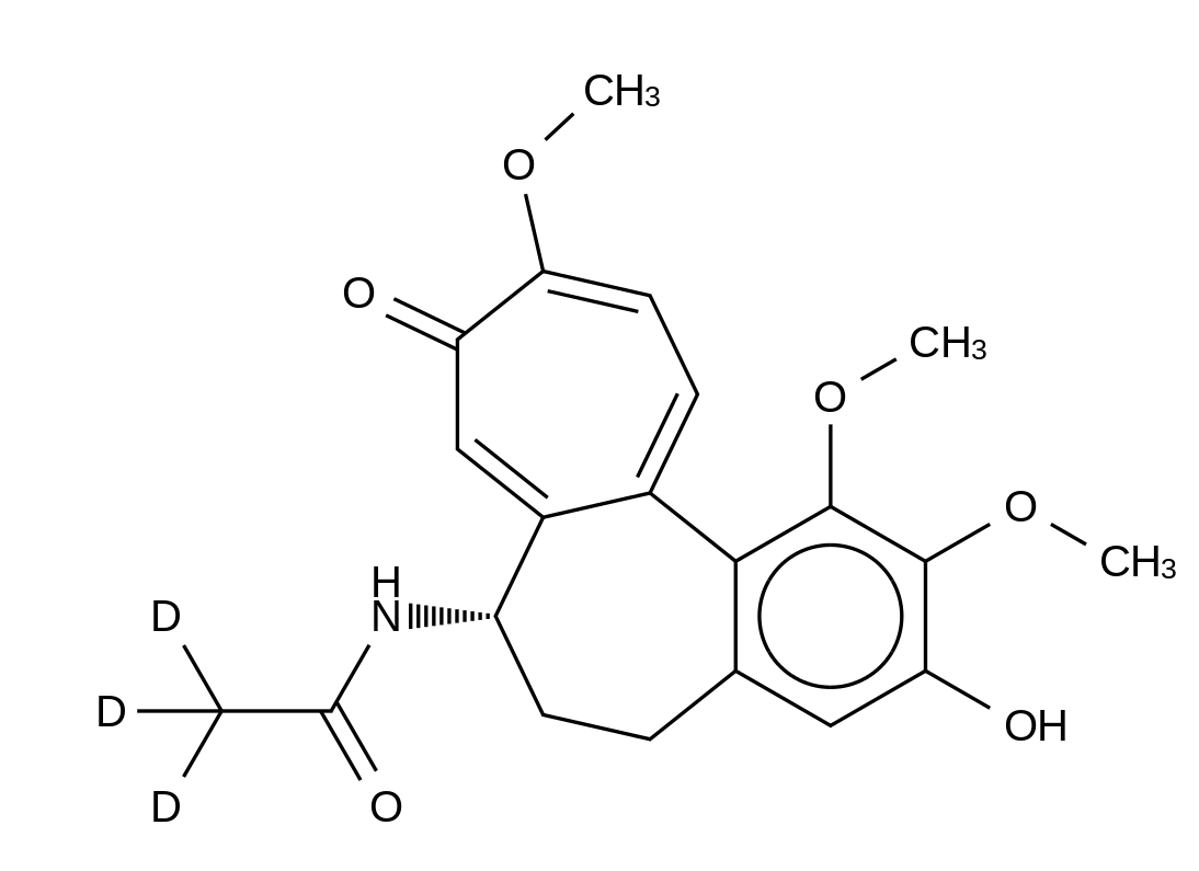 3-Demethyl Colchicine-d<sub>3</sub>