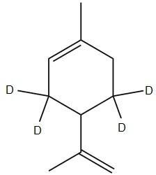 Limonene-d<sub>4</sub>