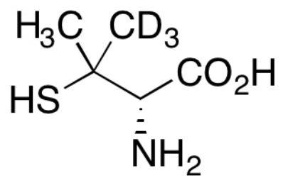 D-Penicillamine-d<sub>3</sub>