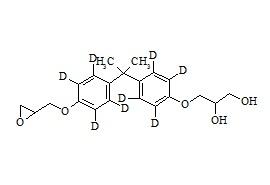 Bisphenol A impurity 3-d<sub>8</sub>