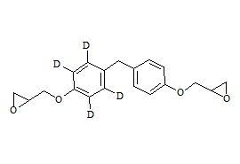 Bisphenol A impurity 9-d<sub>4</sub>