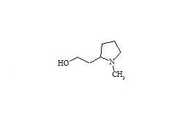 2-(2-Hydroxyethyl)-1-methylpyrrolidine