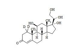 20-beta-Dihydrocortisol-d<sub>5</sub>