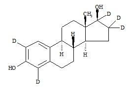 Estradiol-d5