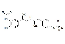 (R,R)-Formoterol-d3 (Arformoterol-d3)