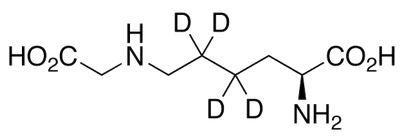 Nε-(1-Carboxymethyl)-L-lysine-d<sub>4</sub>
