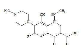 Marbofloxacin Impurity D