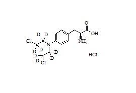 Melphalan-d8 HCl