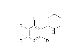 Racemic Anabasine-d4 HCl