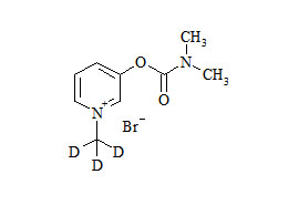 Pyridostigmine Bromide-d3