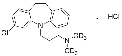 Clomipramine-d<sub>6</sub> hydrochloride