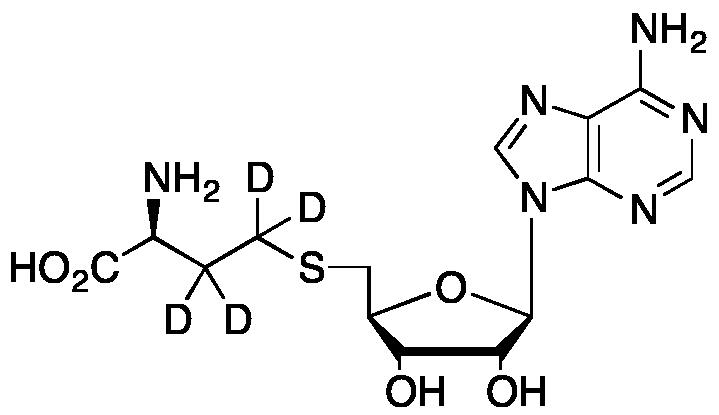 S-(5'-Adenosyl)-L-homocysteine-d<sub>4</sub>