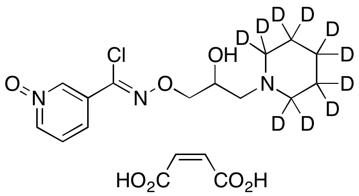 rac-Arimoclomol Maleic Acid-d<sub>10</sub>